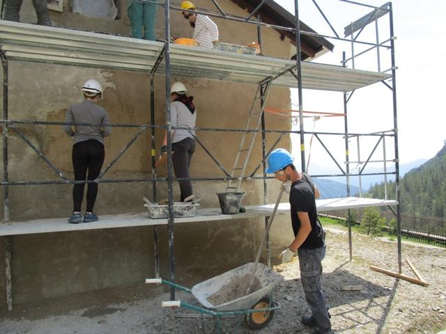 chantier patrimoine france alpes maritimes