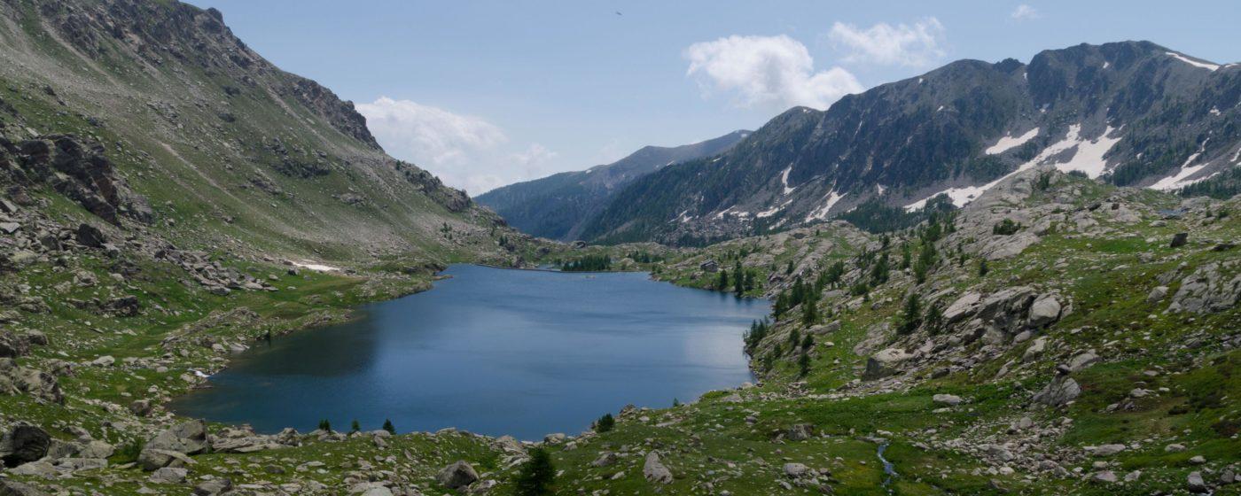 lac des mesces vallée des merveilles