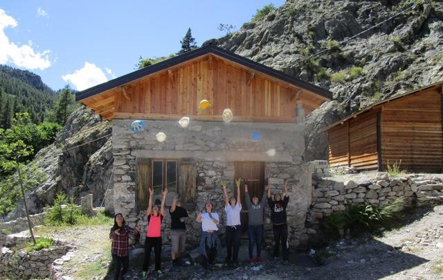 chantiers jeunes bénévoles international