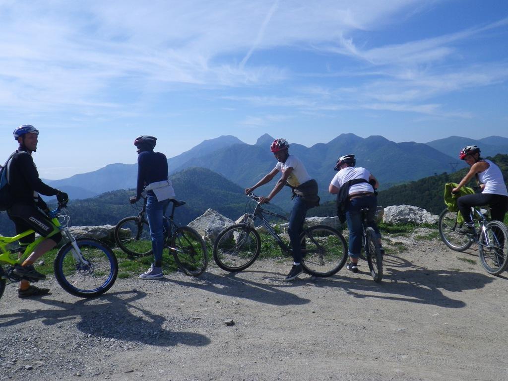 activité estivale vélo vallée des merveilles