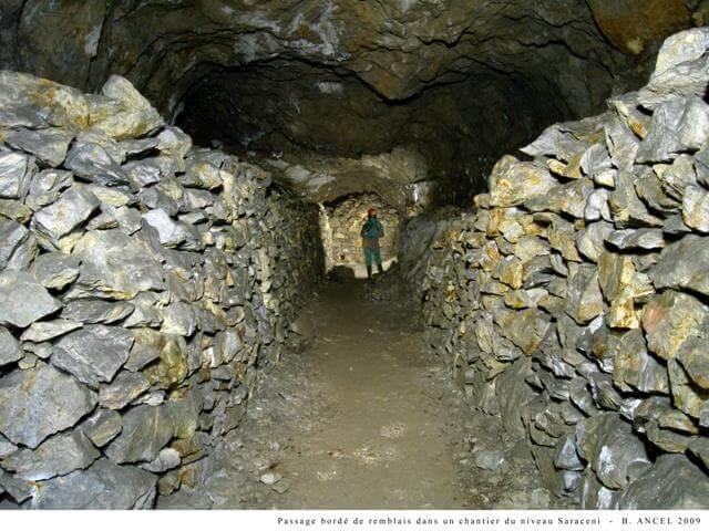 chantier patrimoine mine de la vallauria