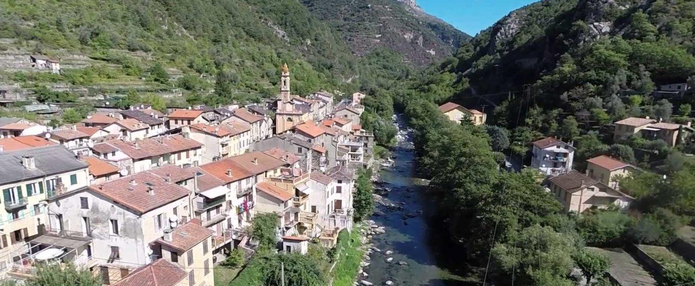 vallée de la roya - Breil