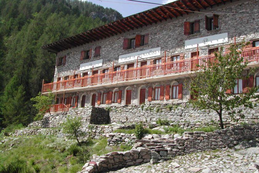 San Sébastiano refuge