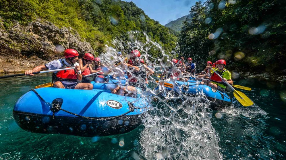 activité rafting vallée de la roya
