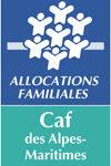 Logo CAF Alpes Maritimes