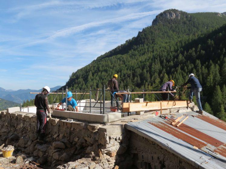 chantiers bénévoles